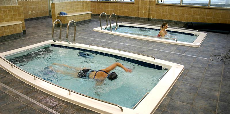 Aquatic Center - Orange City Area Health Care System, Orange City, Iowa